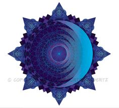 Sun Mandala Art | Sun and Moon Mandala by Madame-Dei on deviantART