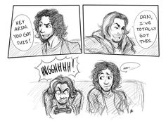 And We're the Game Grumps! by Smudgeandfrank on DeviantArt