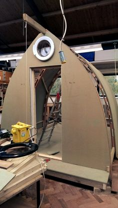 A good old fashioned shed building thread (picture heavy) « Singletrack Forum Garden Tool Shed, Garden Storage Shed, Diy Shed, Wood Shed Plans, Shed Building Plans, Building Ideas, Cabana, Arched Cabin, Cheap Sheds