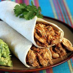 Fiesta Salsa Shredded Chicken
