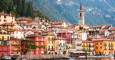 Pontos turísticos em Como #viajar #viagem #itália #italy