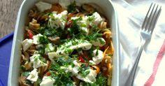 Fit - jedzenie do pudełka : makaron z warzywami