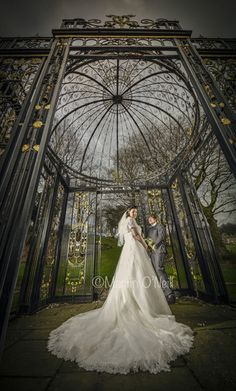 The 'Bird-cage' at Hollin Hall Country House Hotel near Macclesfield