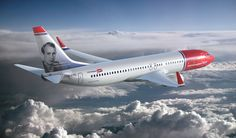 Free wi-fi while flying on Norwegian Air - that's what ALL airlines should offer! BUT - this airline allows less weight for checked luggage. Oslo, Norwegian Airlines, All Airlines, Checked Luggage, Cheap Flights, Travel News, Air Show, Aviation, Aircraft