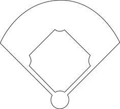 Baseball Field Clip Art Free more at Recipins.com in 2019