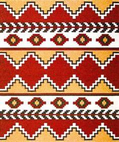 Classic serape quilt pattern. swdecoratives.com