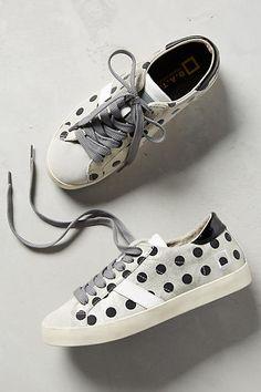 finest selection b0179 9447e D.A.T.E. Flock Sneakers Leather Trainers, Kicks Shoes, Shoes Sneakers,  Sneakers Fashion, Women s