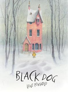 """""""When a huge black dog appears outside the Hope family home, each member of the household sees it and hides. Only Small, the youngest Hope, has the courage to face the black dog, who might not be as frightening as everyone else thinks."""""""