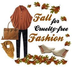 Fall for Cruelty-Free Fashion