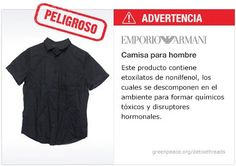 Armani shirt   #Detox #Fashion
