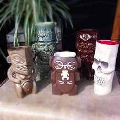 Nice collection of mugs!
