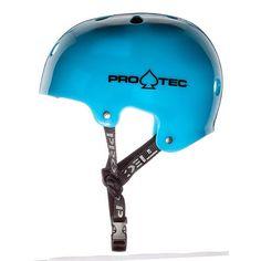ProTec Classic Skate Bucky Lasek Helmet, Translucent Editions