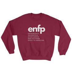 ENFP Crewneck Sweatshirt