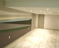 INTACT RENOVATIONS: Offer's residents of Durham Region a complete handyman service. I do Basement & Bathroom Interior Painting, Flooring, Crown Molding, Basement Bathroom, Bathroom Interior, Interior Paint, Durham Region, Crown Molding, Home Renovation, Wall Murals, Living Spaces, It Is Finished