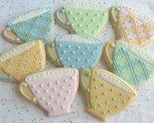 Little Children Cookies 1 Dozen by lorisplace on Etsy