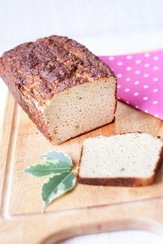 LowCarb || Blumenkohl-Parmesan-Brot