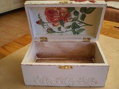 Biljana Shabby: Tutorial for making Shabby boxes