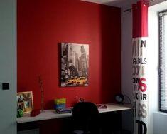 belle deco chambre ado garcon design | Bedrooms, Room and Decoration