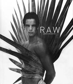 """""""One of my fav coffee table books, Raw by James Houston."""" Emerson Wilde"""