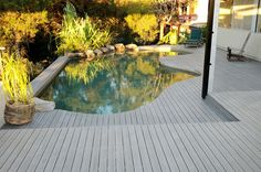 I want grey decking. Available from Wayne's World - Timber & Building Supplies at Botany. 1569 Botany road, Botany. 9666 9409