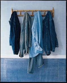 Color Azul Indigo - Indigo Blue!!! Indigo Denim