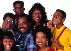 MY FAVORITE SHOW OF ALL TIME!!Harriette Winslow: You got a problem there, sugar. That boy's becoming a couch potato.    Larry Appleton: A couch potato?    Harriette Winslow: You know, one of those people that spend so much time watching TV they end up with a butt the size of Detroit?