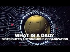 What is a DAO distributed autonomous organization ? - http://iwav.net/?p=271