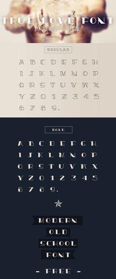 Best Free Fonts for Web/UI Design # 6