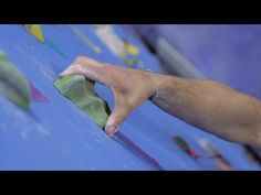Climbing Workouts - Drills and Exercises - Core and Contact - YouTube