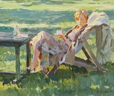 Yuri Krotov art | Krotov, Yuri - Petleys Ltd, contemporary fine art