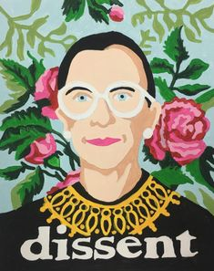 Paint by Numbers with Ruth Bader Ginsburg Pop Shop America Paint By Number Vintage, Paint By Number Kits, Paint By Numbers, Number Art, Nashville Art, Nashville Tennessee, Acrylic Paint Brushes, Ruth Bader Ginsburg, Painted Pots