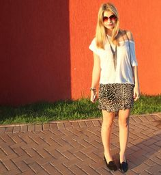 "LOOK – T-shirt ""podrinha"""