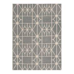 Meta Grey Handvävd matta | Linie Design | Länna Möbler | Handla online