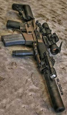 Airsoft Guns, Weapons Guns, Guns And Ammo, Tactical Rifles, Firearms, Shotguns, Tactical Survival, Custom Guns, Custom Ar