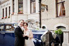 Wedding Reception at Stationers' Hall