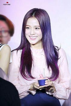 Jisoo • Blackpink • ICECREAM EVENT