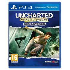Buy Uncharted: Drake's Fortune Remastered on PlayStation 4 GAME , Nathan Drake, Drake Uncharted, Sir Francis, Playstation Games, Ps4 Games, Red Dead Redemption, Uncharted Drake's Fortune, Film Vf, Detroit Become Human Ps4