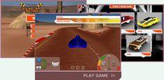 solar car racing game