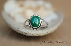 Hey, I found this really awesome Etsy listing at https://www.etsy.com/listing/62491475/delicate-green-oval-malachite-gemstone