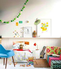 home inspiration: CUTE KIDS ROOM IDEAS | bellaMUMMA