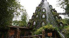 Hotel Magic Mountain in Huilo Huilo | RedHotelera.cl