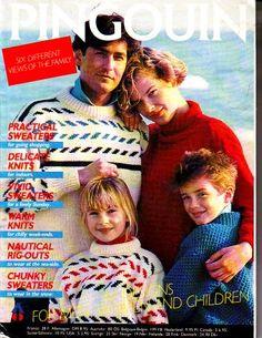 Knitting Magazine, Catalogue, Go Shopping, Nautical, Delicate, Magazines, Children, Books, Sweaters
