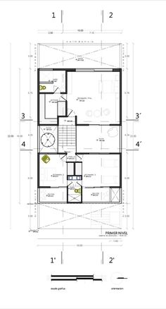 House Layout Plans, House Layouts, House Floor Plans, Indian House Plans, Villa Plan, Small Modern Home, Indian Homes, Room Planning, Architecture Plan