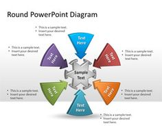 Free Round PowerPoint Diagram is a free PPT template with a nice rounded diagram that you can free download and use in your Microsoft PowerPoint presentations #cycle #chart #round #powerpoint