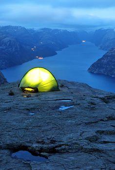 Camping, Norway