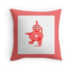 TOMATO SOUP RED ABSTRACT FIGURE