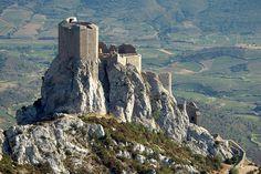 Cathar Castles - Queribus