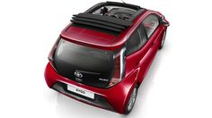 Toyota Aygo X-Wave pops its top
