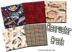 Clearwater Creek Flannel Collection!