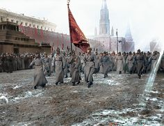 A Red Army parade, Red Square, 1925 by daily dose of History 🔎 Vladimir Lenin, Russian Revolution 1917, Moscow Red Square, Back In The Ussr, Soviet Army, Foto Real, Military Pictures, E Book, Red Army